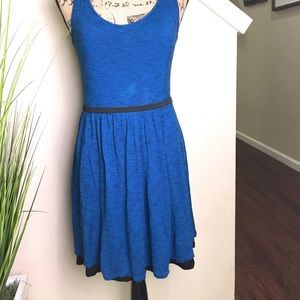 Kensie dress, cute and simple with layered skirt